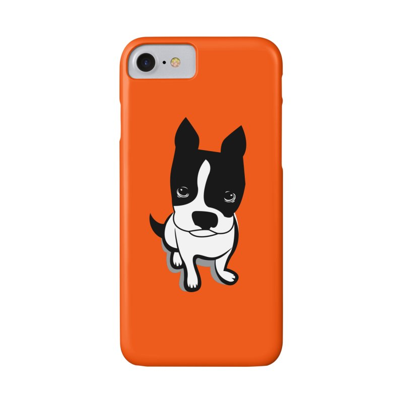 JACK the DOG in iPhone 7 Phone Case Slim by CBHstudio's Artist Shop