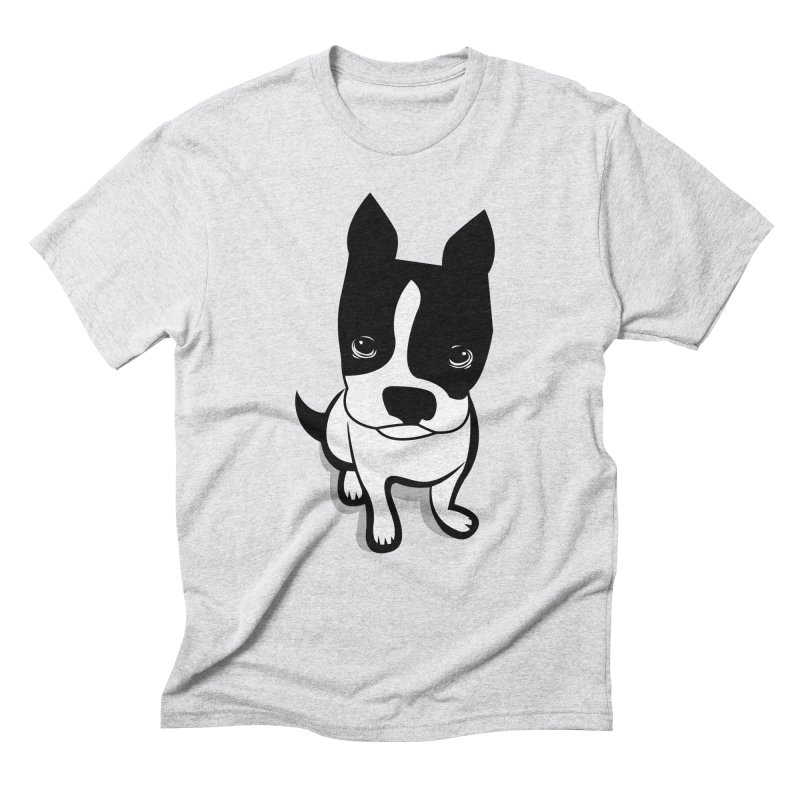 JACK the DOG Men's Triblend T-Shirt by CBHstudio's Artist Shop