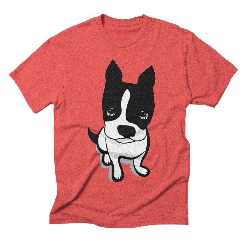 JACK the DOG Men's Triblend T-shirt by CBHstudio's Artist Shop