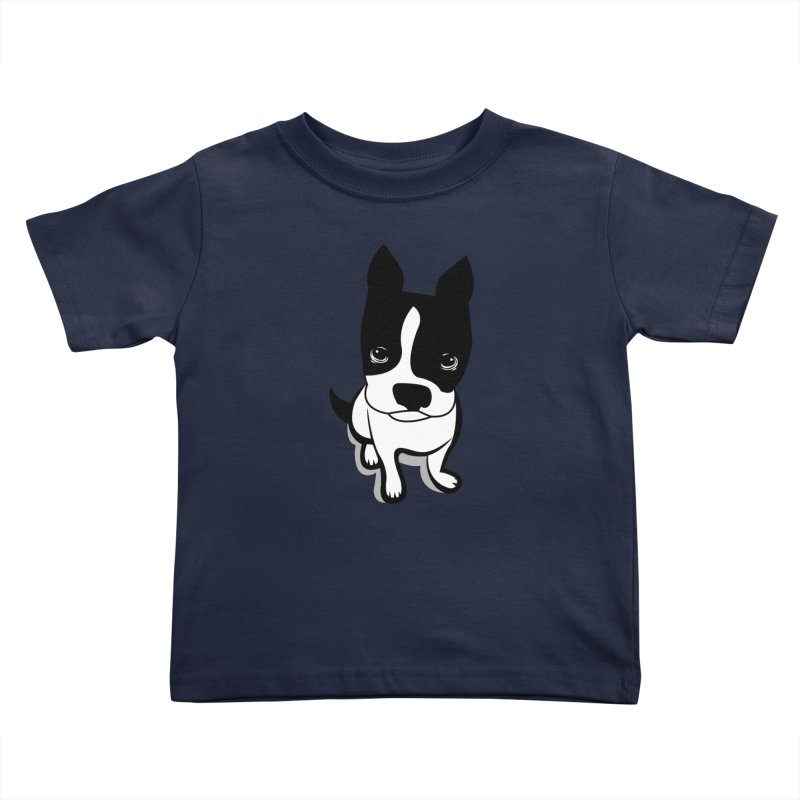 JACK the DOG Kids Toddler T-Shirt by CBHstudio's Artist Shop