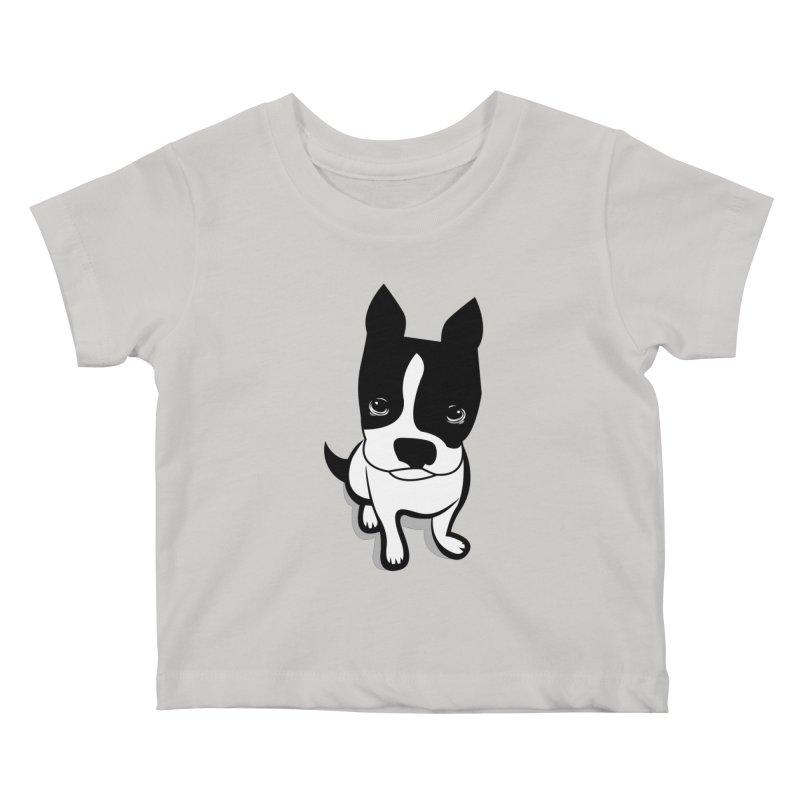 JACK the DOG Kids Baby T-Shirt by CBHstudio's Artist Shop