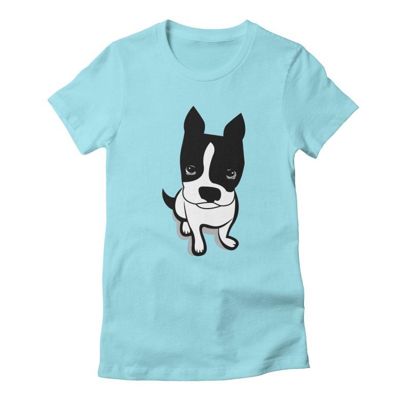JACK the DOG Women's T-Shirt by CBHstudio's Artist Shop