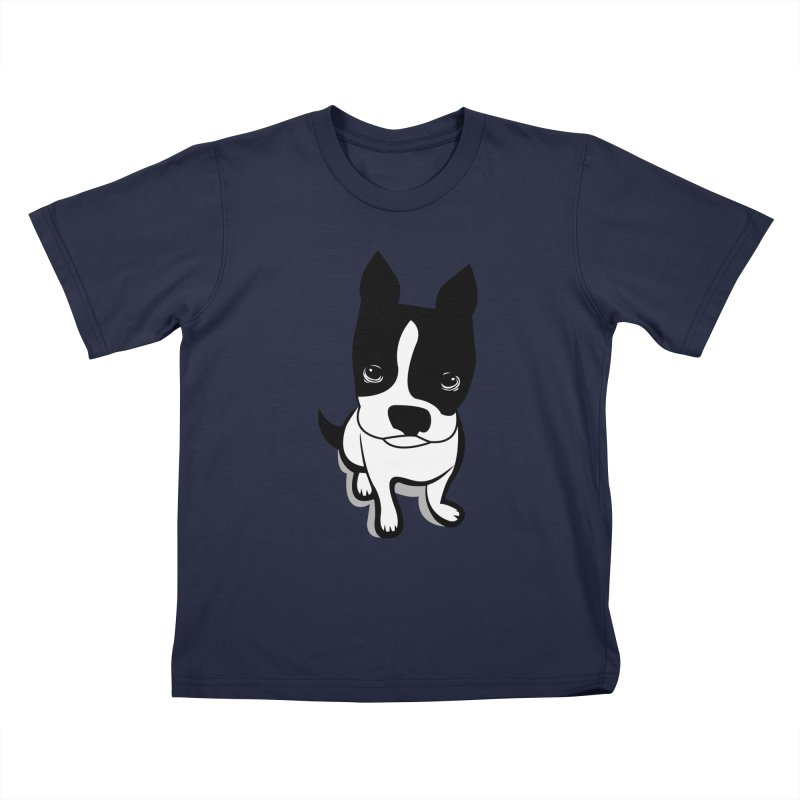 JACK the DOG Kids T-Shirt by CBHstudio's Artist Shop