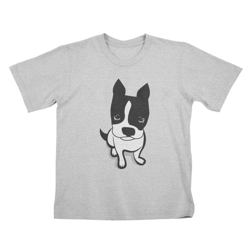 JACK the DOG Kids T-Shirt by CBHstudio's Artist Shop