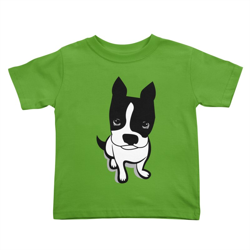 JACK the DOG Kids Toddler T-Shirt by CBHstudio's Artist Shop