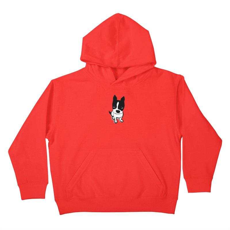 JACK the DOG Kids Pullover Hoody by CBHstudio's Artist Shop
