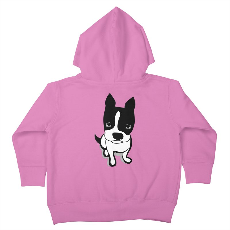 JACK the DOG Kids Toddler Zip-Up Hoody by CBHstudio's Artist Shop