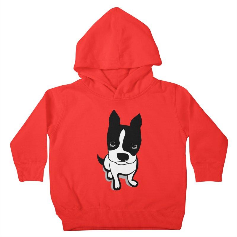 JACK the DOG Kids Toddler Pullover Hoody by CBHstudio's Artist Shop