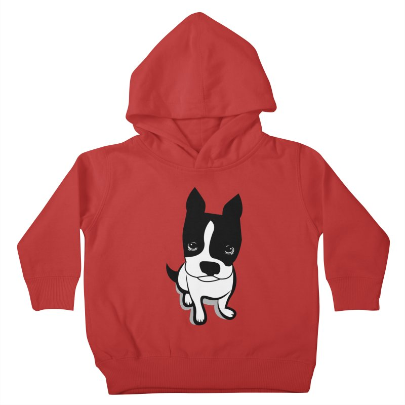 JACK the DOG Kids Toddler Pullover Hoody by CBHstudio's Artist Shop