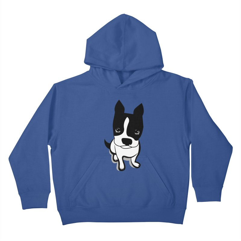 JACK the DOG Kids Pullover Hoody by CBHstudio's Artist Shop
