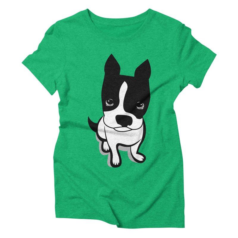 JACK the DOG Women's Triblend T-Shirt by CBHstudio's Artist Shop