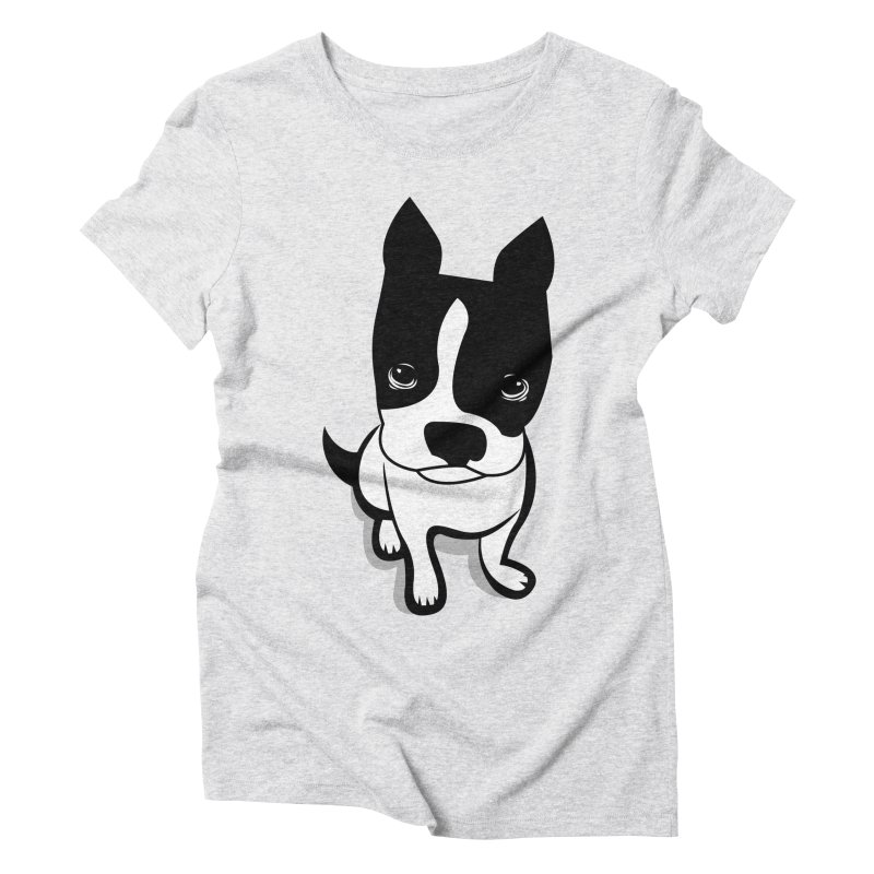 JACK the DOG Women's T-Shirt by CBHstudio's Artist Shop