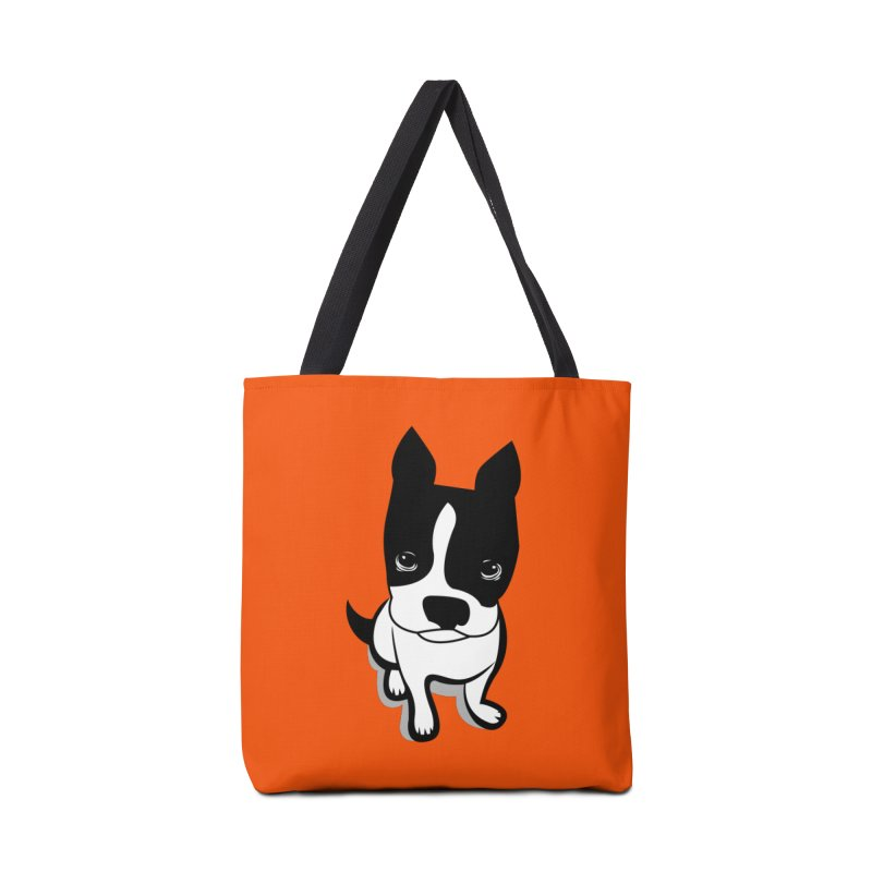 JACK the DOG Accessories Tote Bag Bag by CBHstudio's Artist Shop