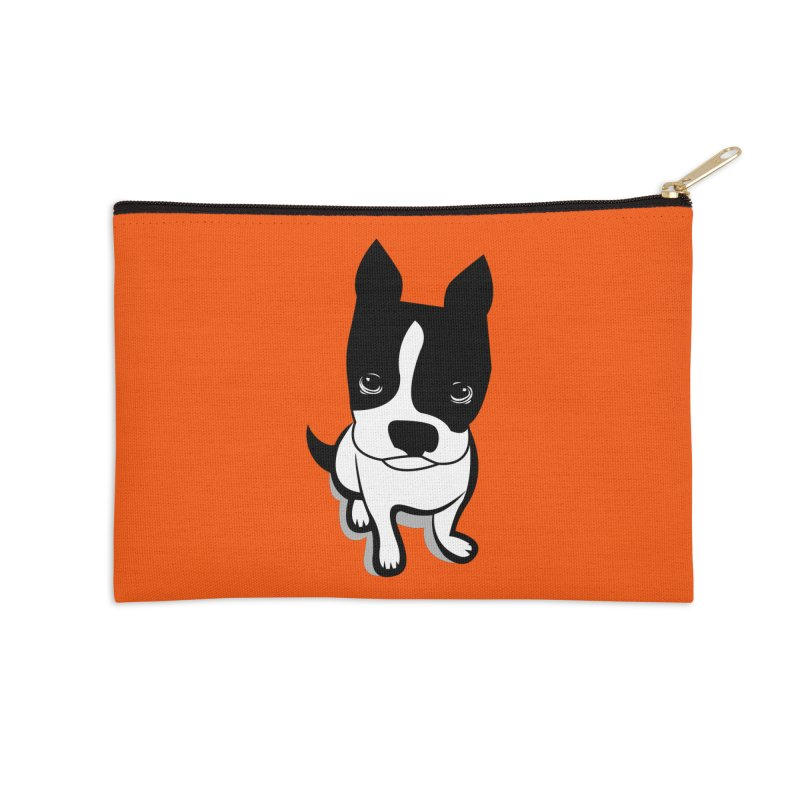 JACK the DOG Accessories Zip Pouch by CBHstudio's Artist Shop