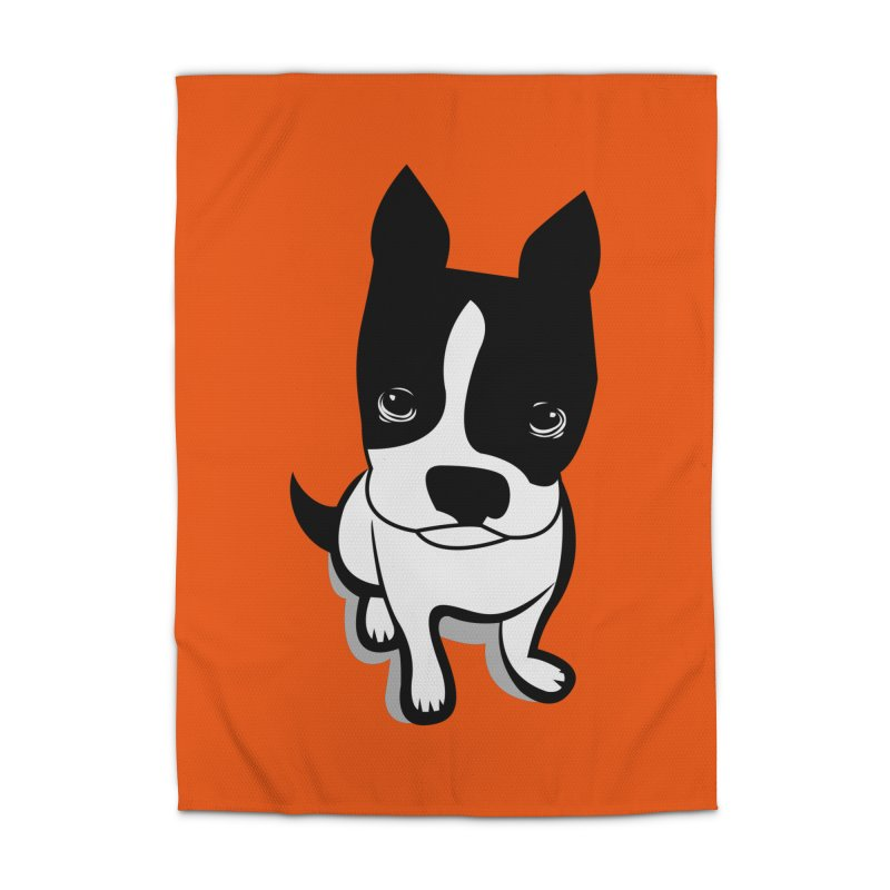JACK the DOG Home Rug by CBHstudio's Artist Shop
