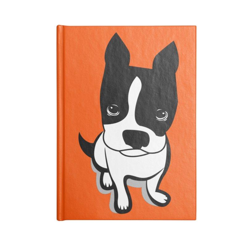 JACK the DOG Accessories Notebook by CBHstudio's Artist Shop