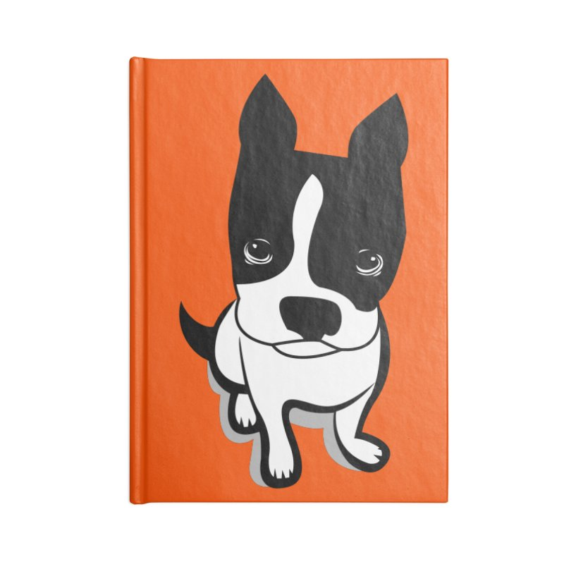 JACK the DOG Accessories Lined Journal Notebook by CBHstudio's Artist Shop