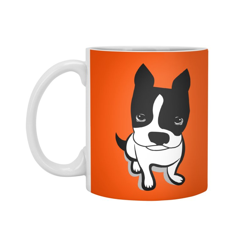 JACK the DOG Accessories Standard Mug by CBHstudio's Artist Shop