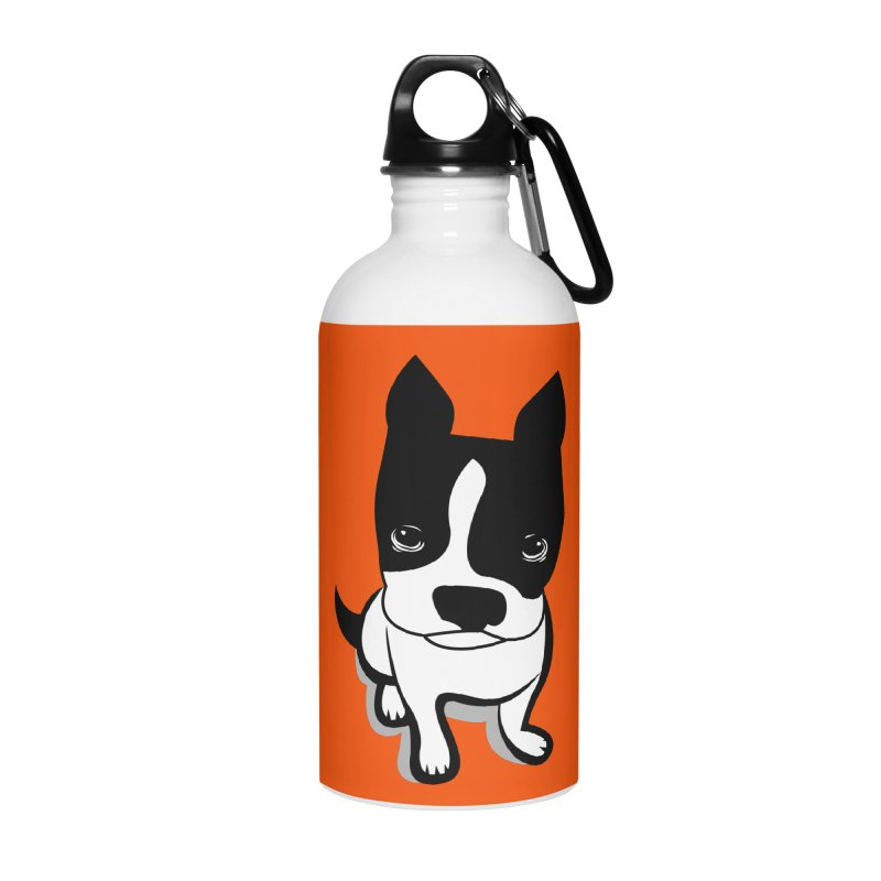 JACK the DOG Accessories Water Bottle by CBHstudio's Artist Shop