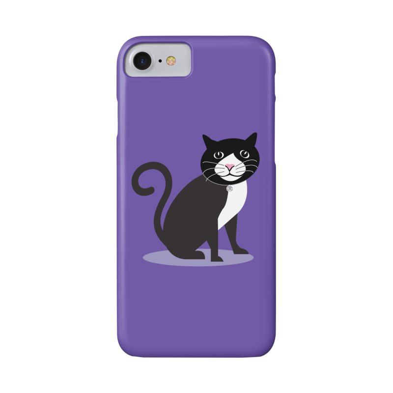 CHLOE the CAT Accessories Phone Case by CBHstudio's Artist Shop