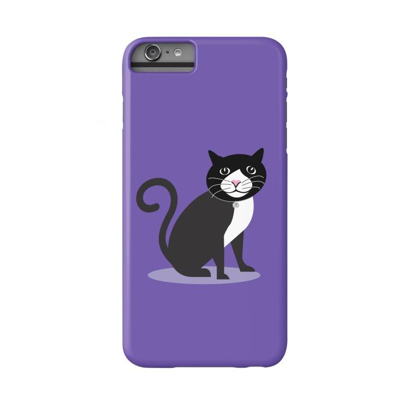 CHLOE the CAT Accessories Phone Case by CBHstudio's Artist Shop