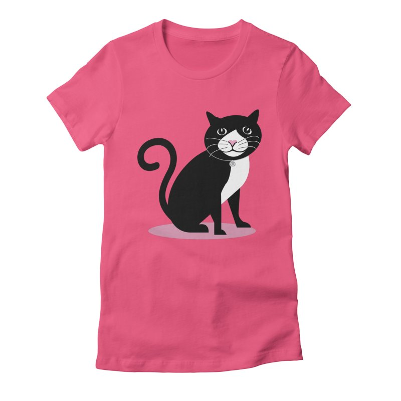CHLOE the CAT Women's T-Shirt by CBHstudio's Artist Shop