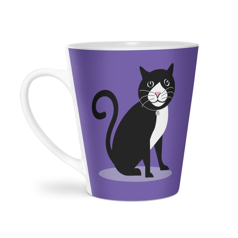 CHLOE the CAT Accessories Mug by CBHstudio's Artist Shop