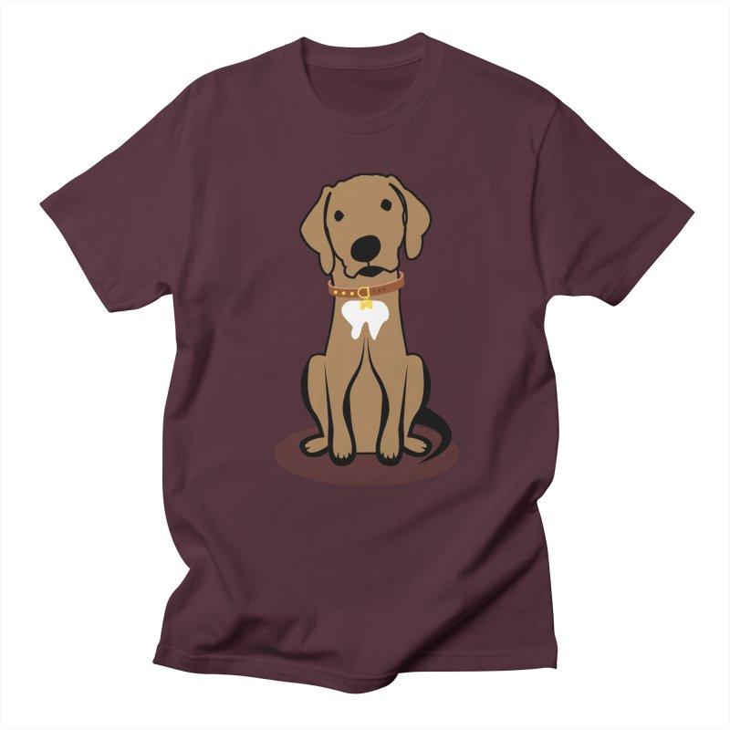 MILO the DOG Men's Regular T-Shirt by CBHstudio's Artist Shop