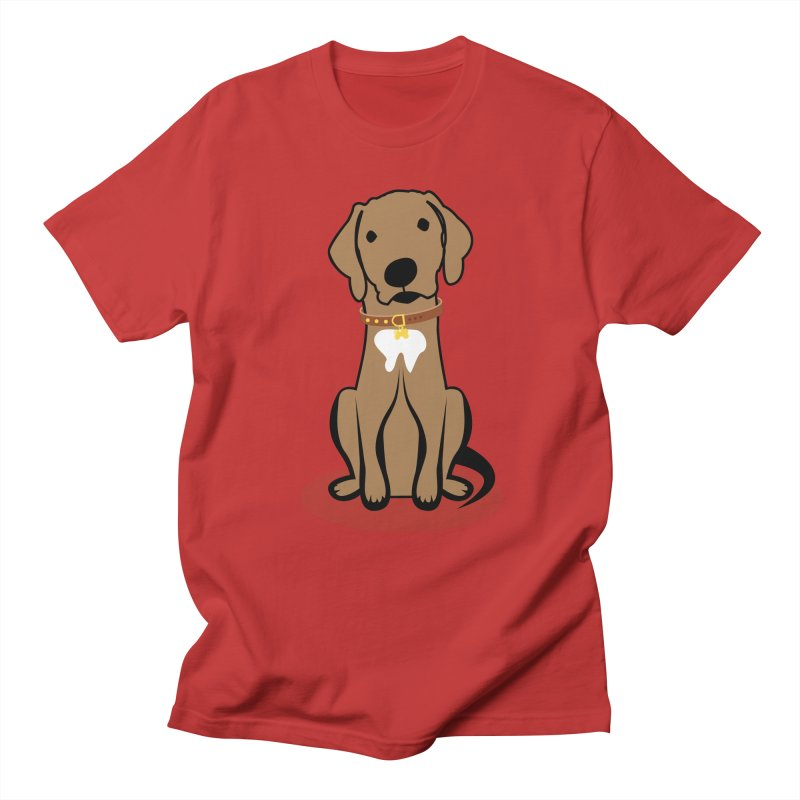 MILO the DOG Men's T-Shirt by CBHstudio's Artist Shop