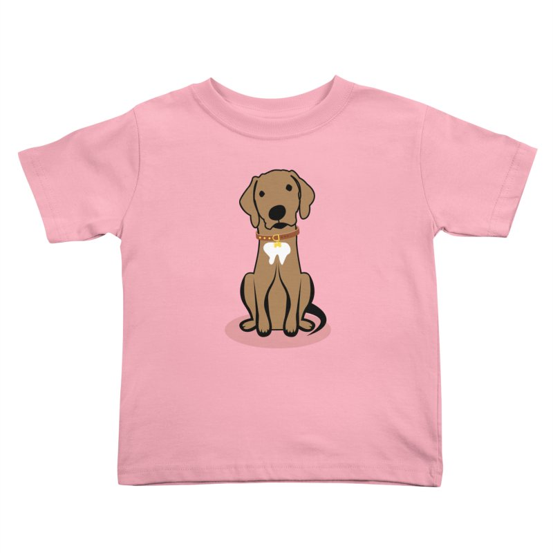 MILO the DOG Kids Toddler T-Shirt by CBHstudio's Artist Shop