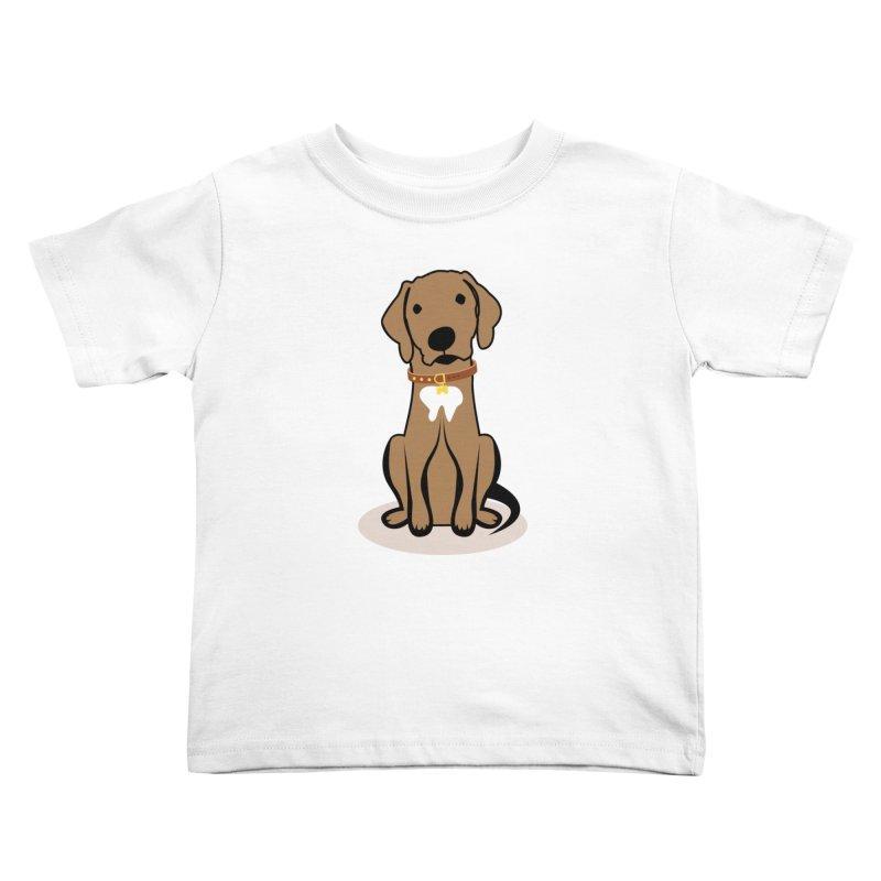 MILO the DOG Kids Toddler T-Shirt by CBHstudio's Artist Shop