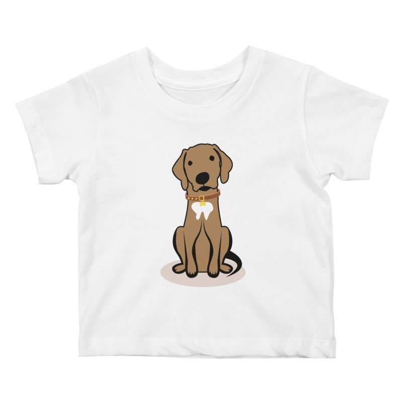 MILO the DOG Kids Baby T-Shirt by CBHstudio's Artist Shop