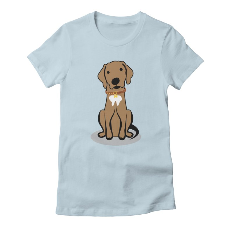 MILO the DOG Women's T-Shirt by CBHstudio's Artist Shop