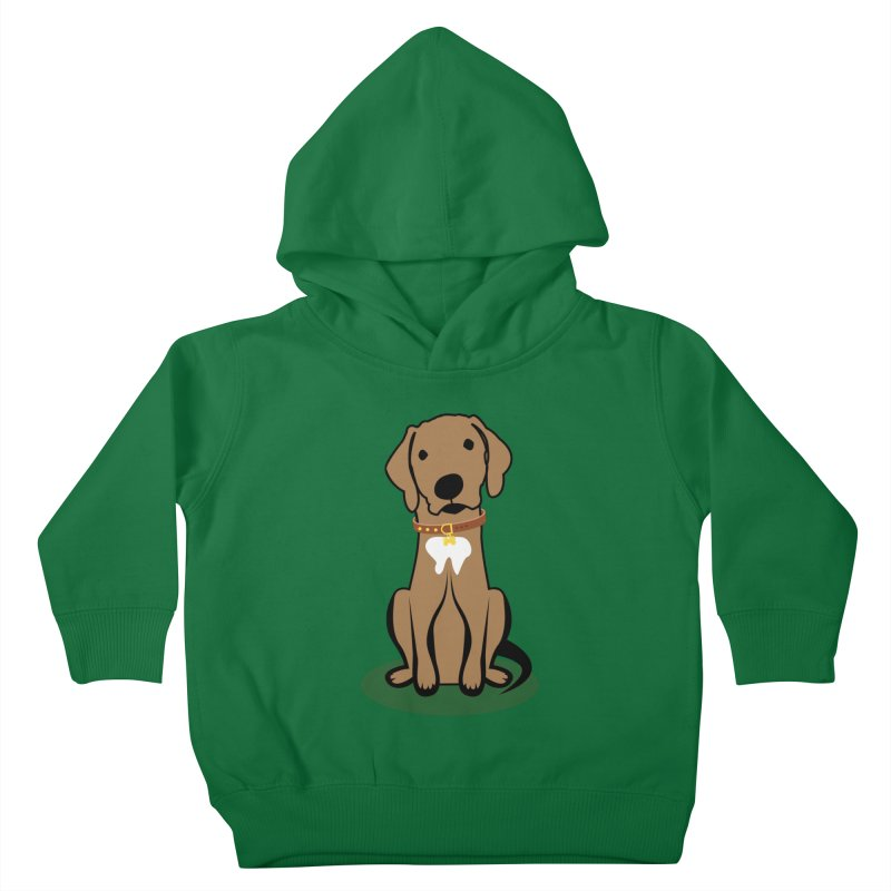 MILO the DOG Kids Toddler Pullover Hoody by CBHstudio's Artist Shop