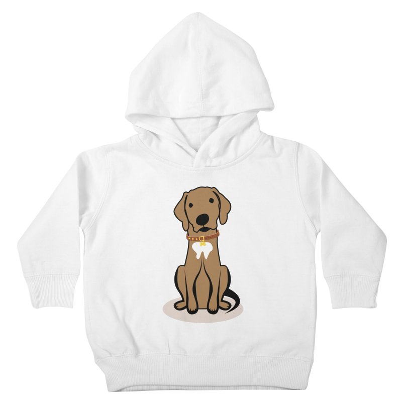 MILO the DOG Kids Toddler Pullover Hoody by CBHstudio's Artist Shop