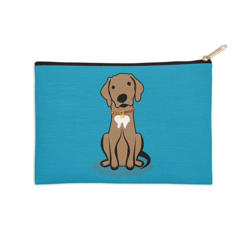 MILO the DOG Accessories Zip Pouch by CBHstudio's Artist Shop