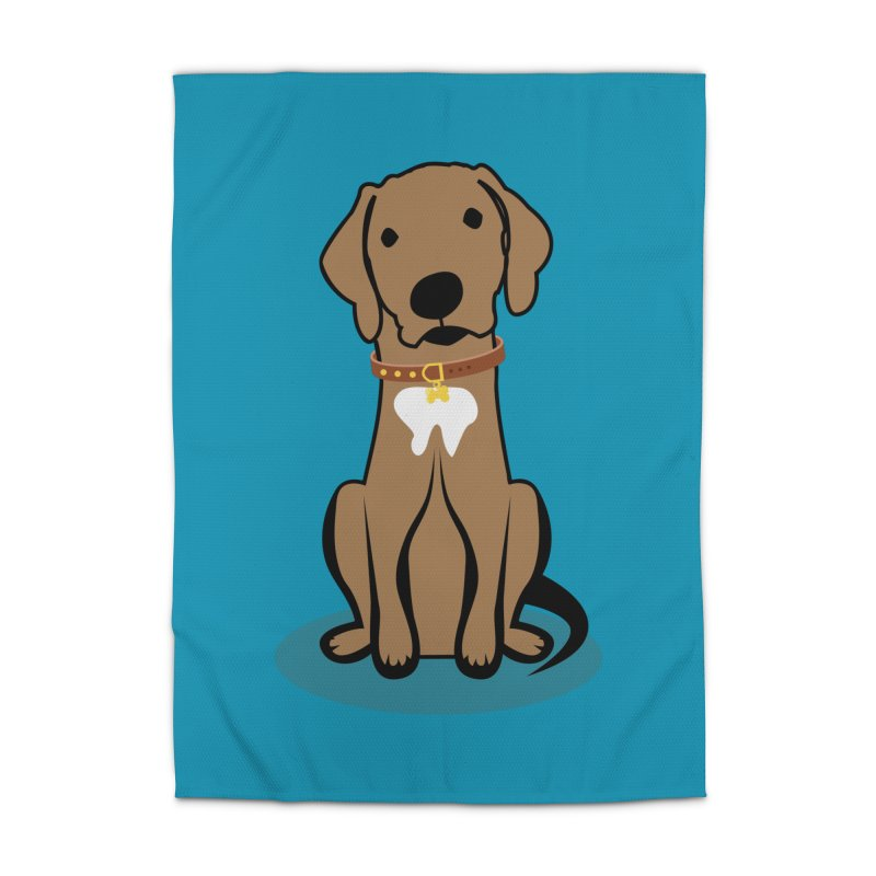 MILO the DOG Home Rug by CBHstudio's Artist Shop