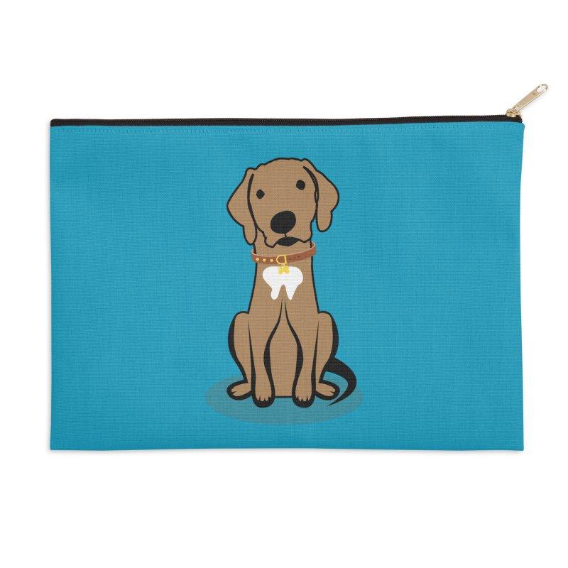 MILO the DOG Accessories Zip Pouch by CBHstudio's Artist Shop