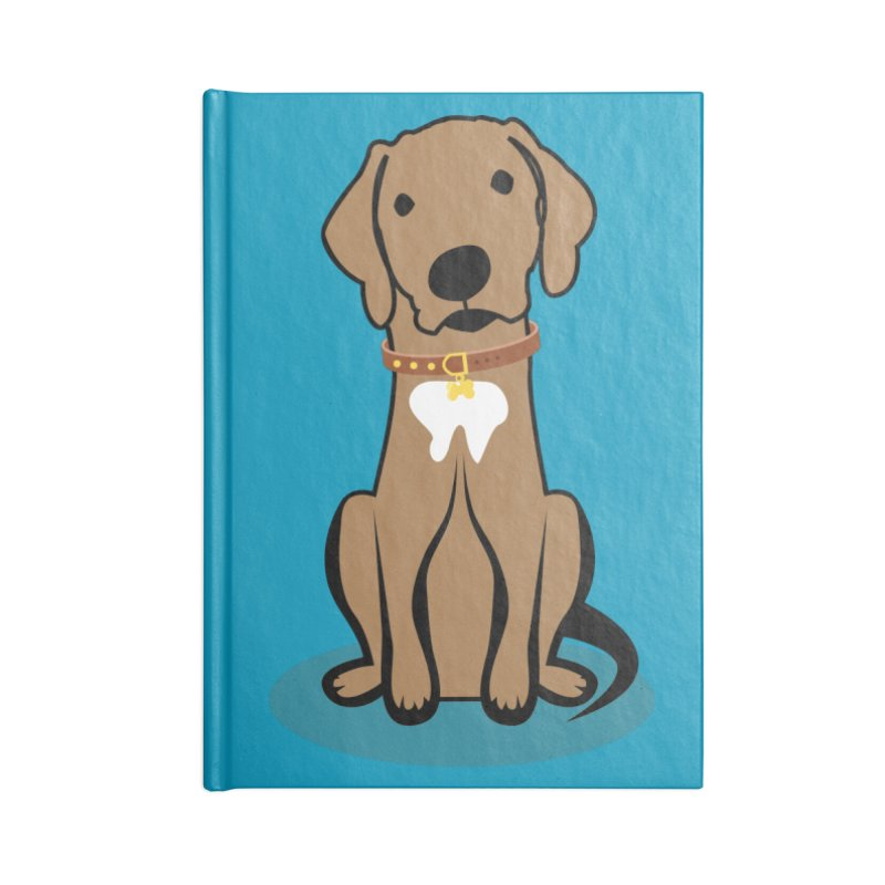 MILO the DOG Accessories Lined Journal Notebook by CBHstudio's Artist Shop
