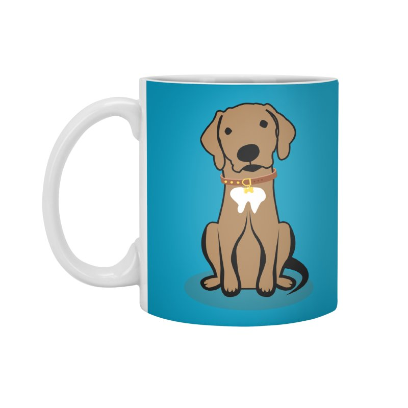 MILO the DOG Accessories Standard Mug by CBHstudio's Artist Shop