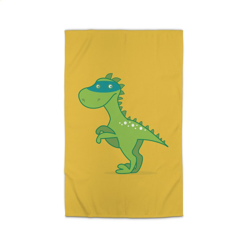 SUPER DINO Home Rug by CBHstudio's Artist Shop