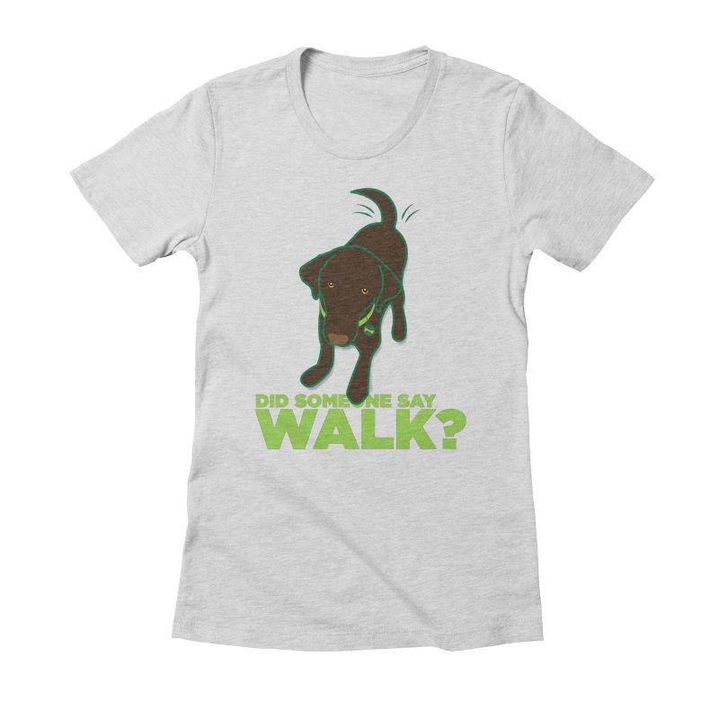 MOXIE the DOG Women's T-Shirt by CBHstudio's Artist Shop