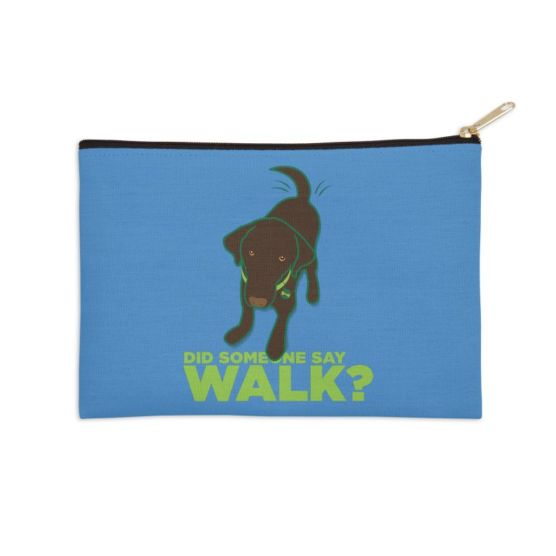 MOXIE the DOG Accessories Zip Pouch by CBHstudio's Artist Shop
