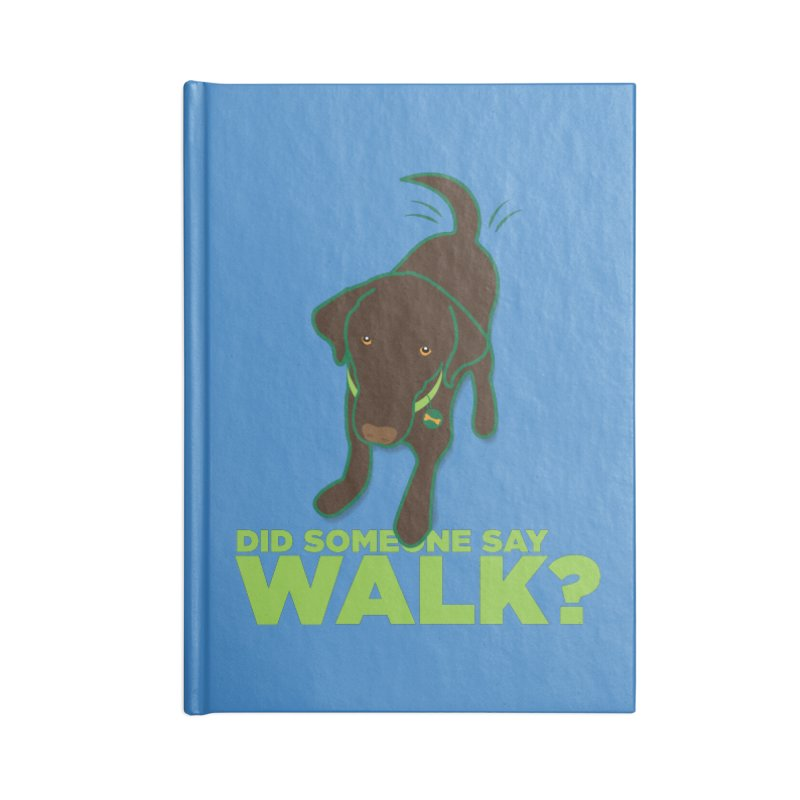 MOXIE the DOG Accessories Lined Journal Notebook by CBHstudio's Artist Shop