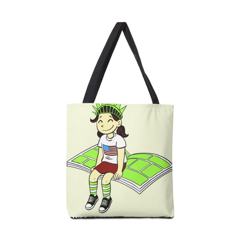 Lil' Libby Accessories Bag by COMIC BOOK LEGAL DEFENSE FUND