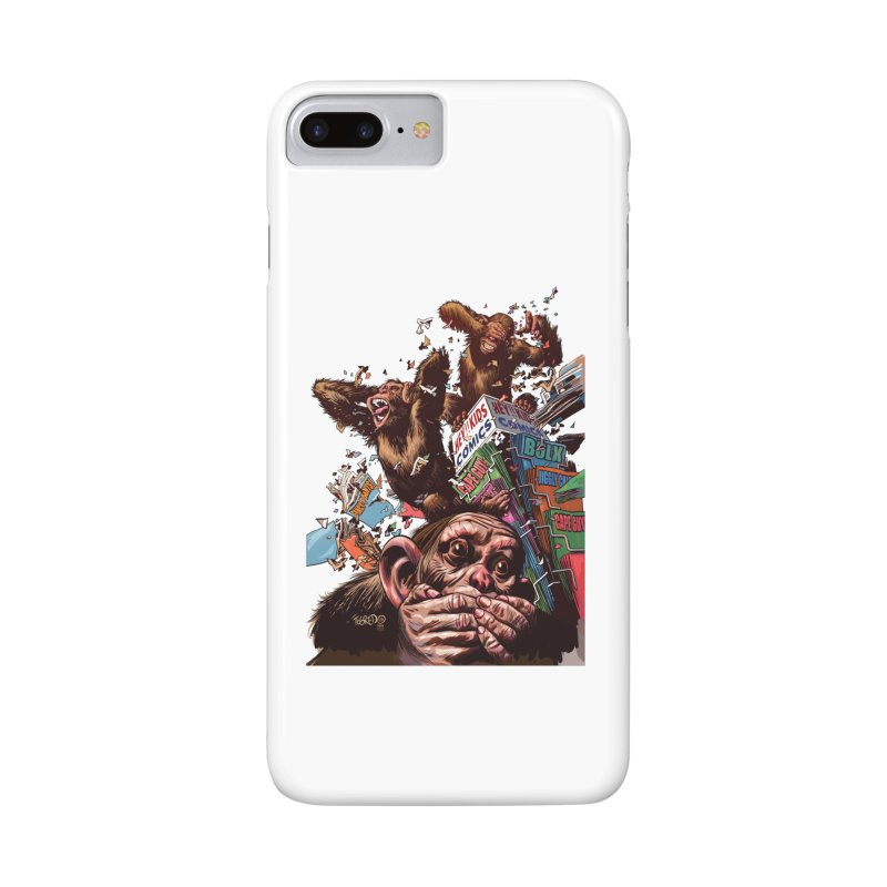 State of Things - Duncan Fegredo Accessories Phone Case by COMIC BOOK LEGAL DEFENSE FUND