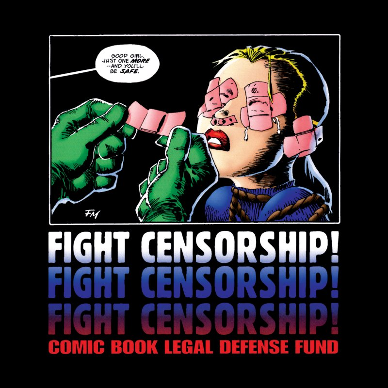 Just One More - Frank Miller by COMIC BOOK LEGAL DEFENSE FUND
