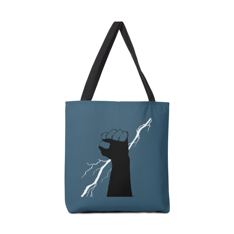 DEFIANT FIST by FRANK MILLER Accessories Bag by COMIC BOOK LEGAL DEFENSE FUND