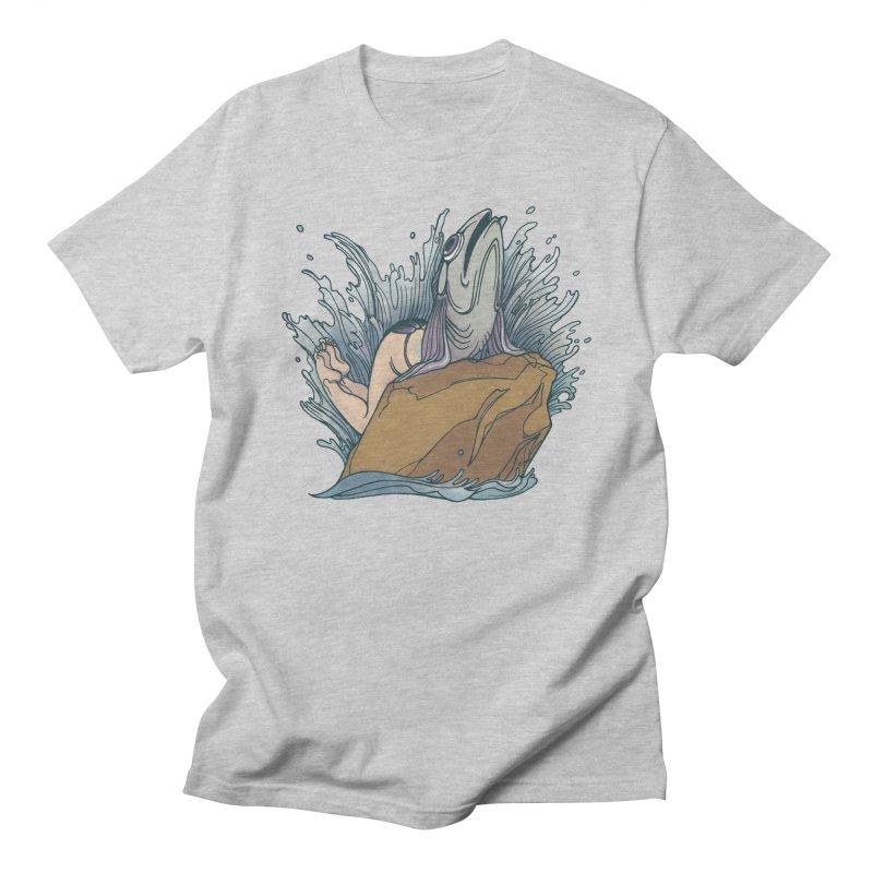 Standard Siren Tee Men's Regular T-Shirt by SPIDERHOUSE