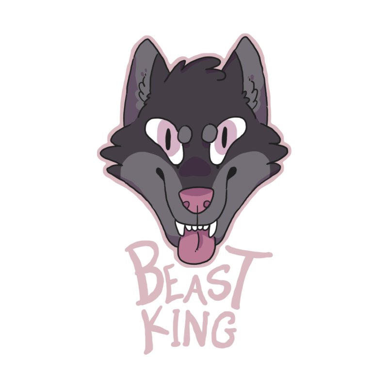 Beast King by C.C. Art's Shop